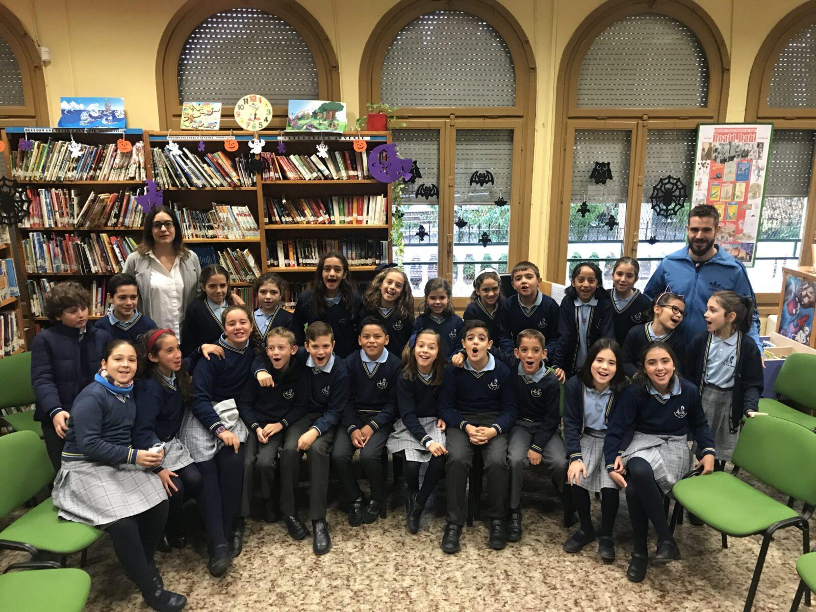 Actividades extraescolares en colegio virgen de las angustias Granada