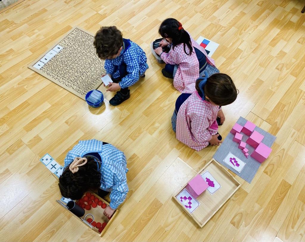 educación infantil bilingüe granada colegio virgen de las angustias